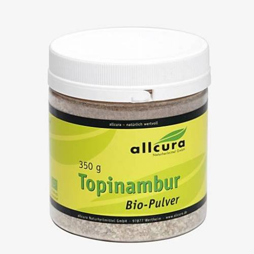 TOPINAMBUR PULVER Bio 350 g