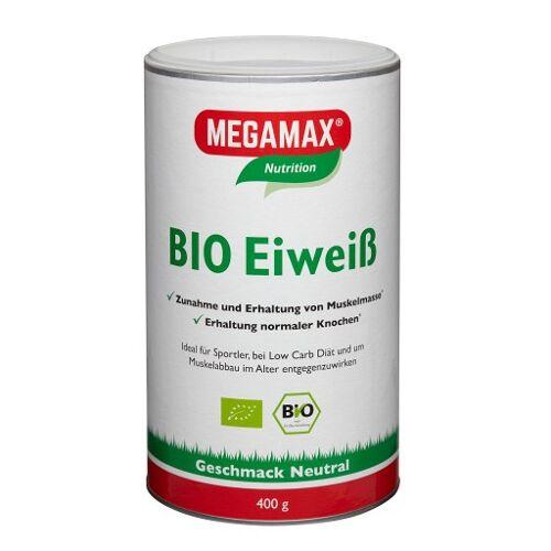 BIO EIWEISS Neutral Megamax Pulver 400 g