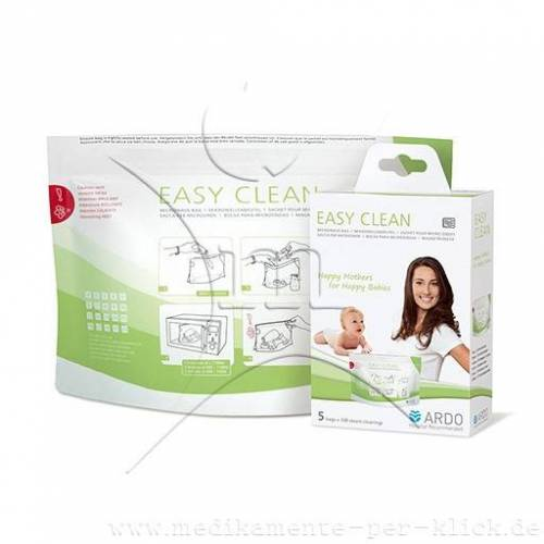 ARDO Easy Clean Mikrowellenbeutel 5 St
