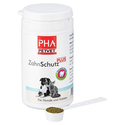 PHA ZahnSchutz Plus Pulver f.Hunde/Katzen 60 g