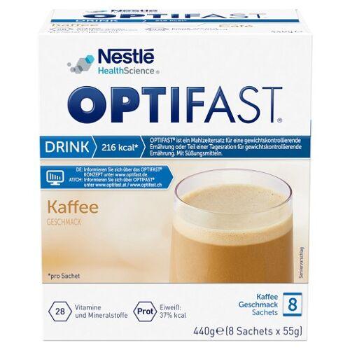 OPTIFAST home Drink Kaffee Pulver 8X55 g