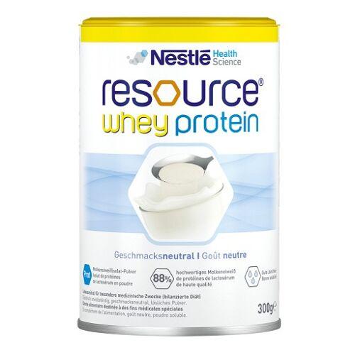 RESOURCE whey protein Pulver 300 g