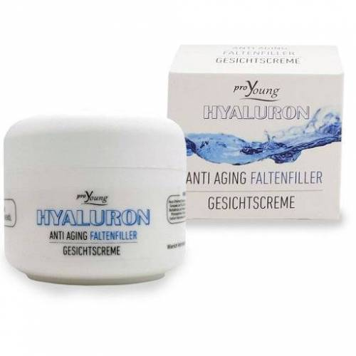 PROYOUNG Hyaluron Faltenfiller Creme 50 ml
