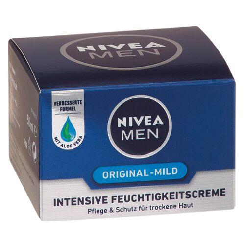 NIVEA MEN intensive Feuchtigkeitscreme 50 ml