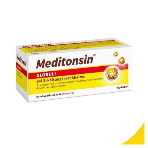 Meditonsin Globuli bei Erkältung 8 g