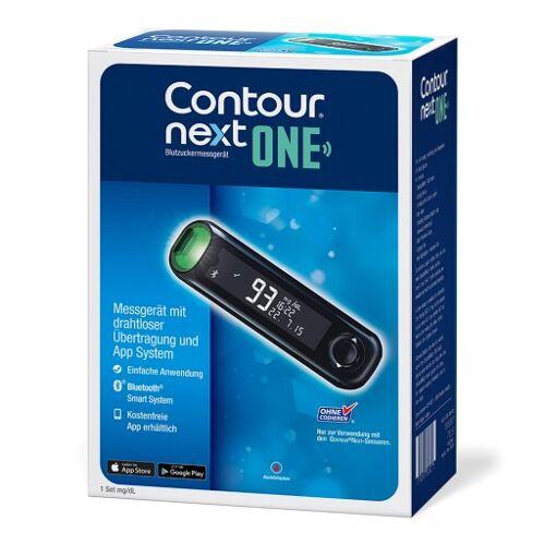 Contour Next One Set Blutzuckermessgerät mg/dl 1 St