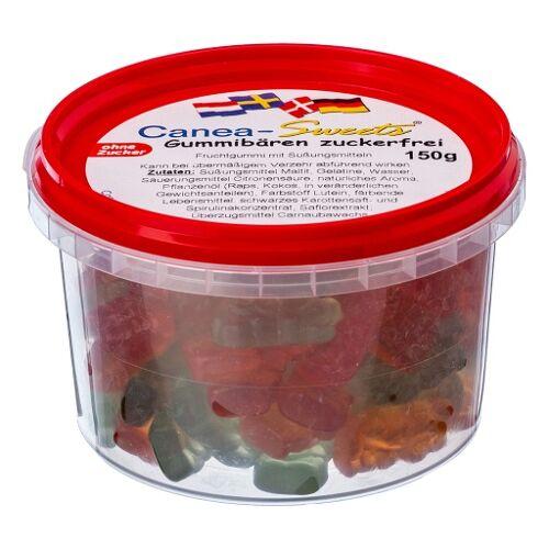 GUMMIBÄREN zuckerfrei 150 g
