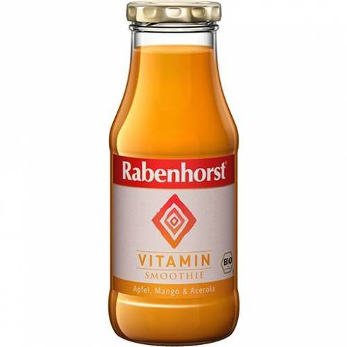 RABENHORST Vitamin Smoothie Bio Saft 240 ml
