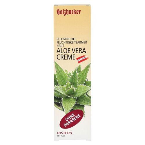 RIVIERA Holzhacker Aloe Vera Creme parabenfrei 75 ml