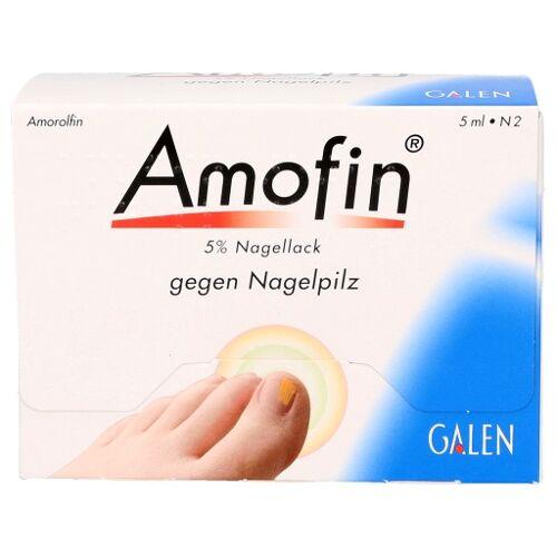 AMOFIN 5% Nagellack 5 ml