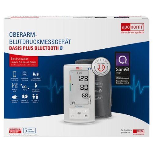 APONORM Blutdruckmessgerät Basis Pl.Bluet.Oberarm 1 St