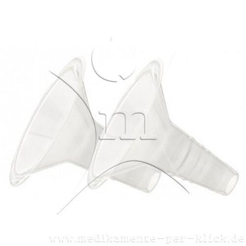 ARDO Brustglockeneinsatz 22 mm 2 St