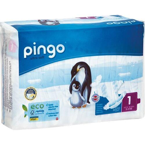 BIO WINDELN newborn 2-5 kg Pinguin PINGO SWISS 27 St