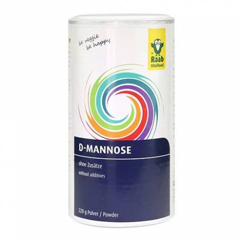 D-MANNOSE PULVER Vorratsdose 220 g