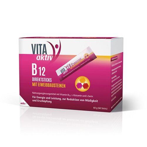 VITA AKTIV B12 Direktsticks mit Eiweißbausteinen 60 St