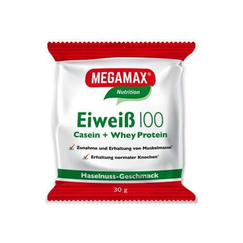 EIWEISS 100 Haselnuss Megamax Pulver 30 g