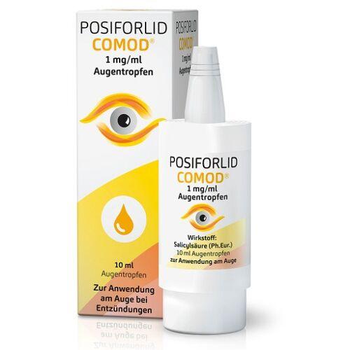 POSIFORLID COMOD 1 mg/ml Augentropfen 10 ml