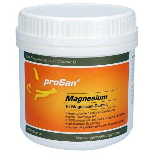 PROSAN Magnesium Pulver 250 g