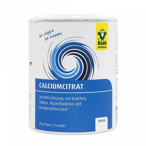 CALCIUMCITRAT Pulver 90 g