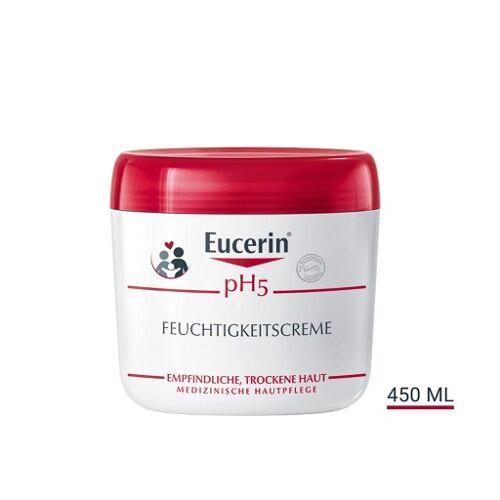 EUCERIN pH5 Feuchtigkeitscreme 450 ml