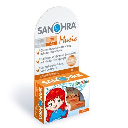 SANOHRA music Lärmschutz f.Kinder 2 St