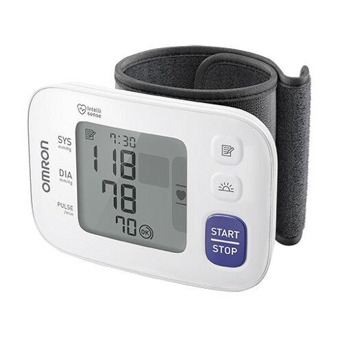 OMRON RS4 Handgelenk Blutdruckmessgerät HEM-6181-D 1 St