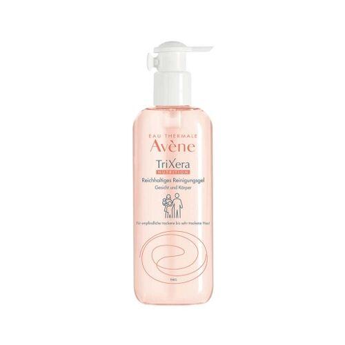 AVENE TriXera Nutrition reichhaltiges Reinig.Gel 400 ml