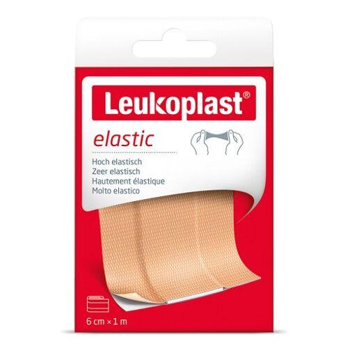 LEUKOPLAST Elastic Pflaster 6 cmx1 m 1 St