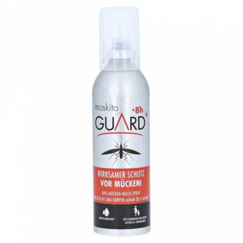 MOSKITO GUARD Anti-Mücken-Milch Spray 75 ml