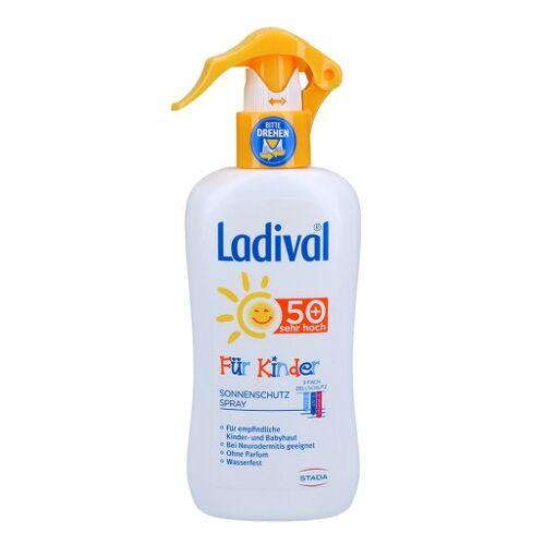 LADIVAL Kinder Sonnenschutz Spray LSF 50+ 200 ml