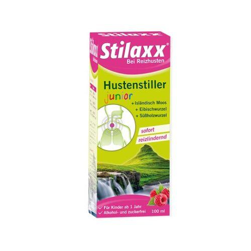 STILAXX Hustenstiller Isländisch Moos junior 100 ml