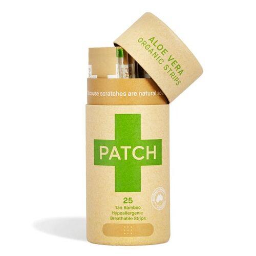 PATCH Bambus-Pflaster mit Aloe Vera 25 St