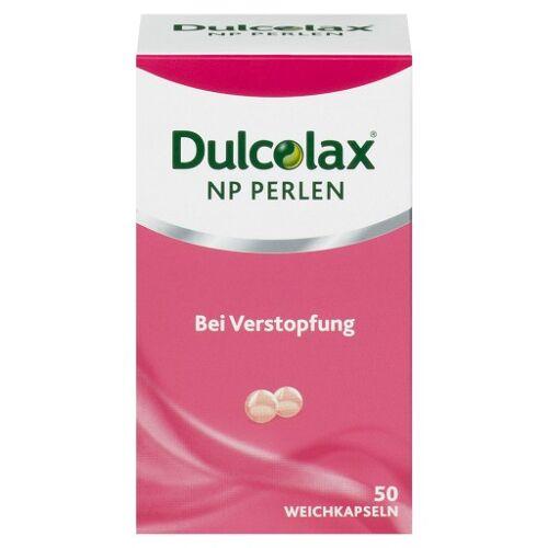 DULCOLAX NP Perlen 50 Stück bei Verstopfung 50 St