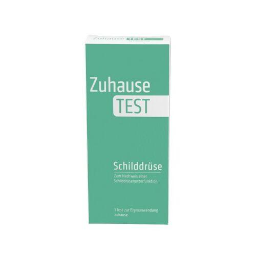 ZUHAUSE TEST Schilddrüse 1 St