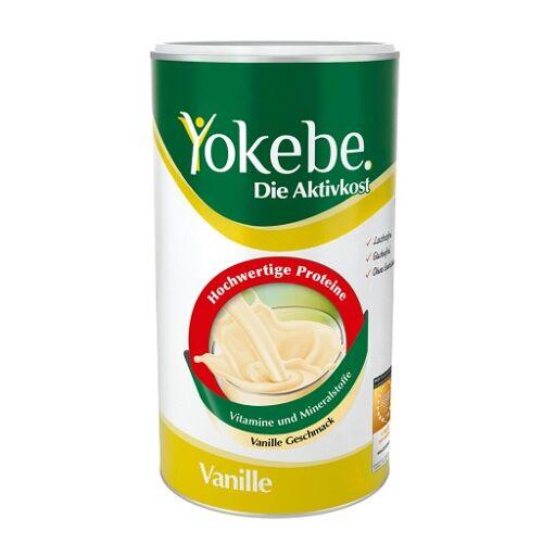 YOKEBE Vanille NF Pulver 500 g