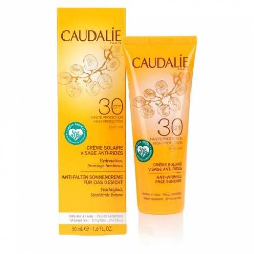 CAUDALIE Anti-Falten Sonnencreme Gesicht SPF 30 50 ml
