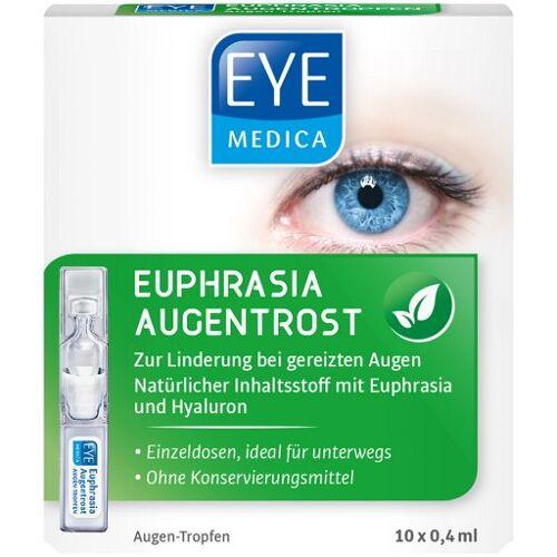 EYEMEDICA Euphrasia Augentrost Augentropfen 10X0.4 ml
