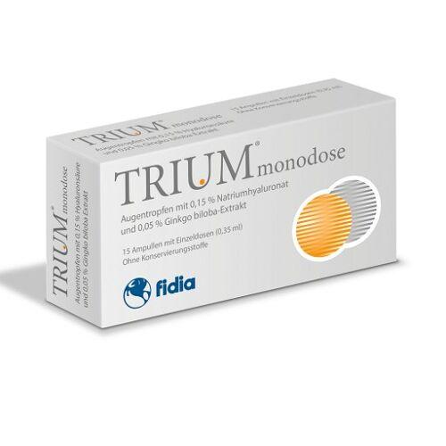 TRIUM monodose Augentropfen 15X0.35 ml