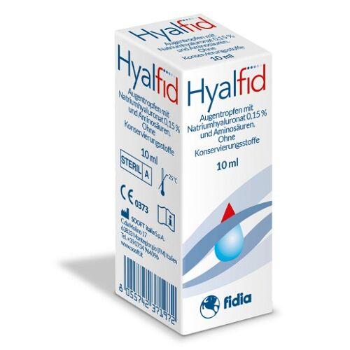 HYALFID Augentropfen 10 ml