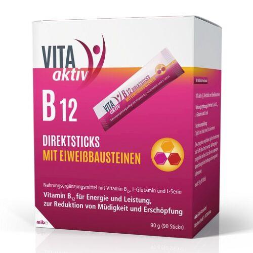 VITA AKTIV B12 Direktsticks mit Eiweißbausteinen 90 St