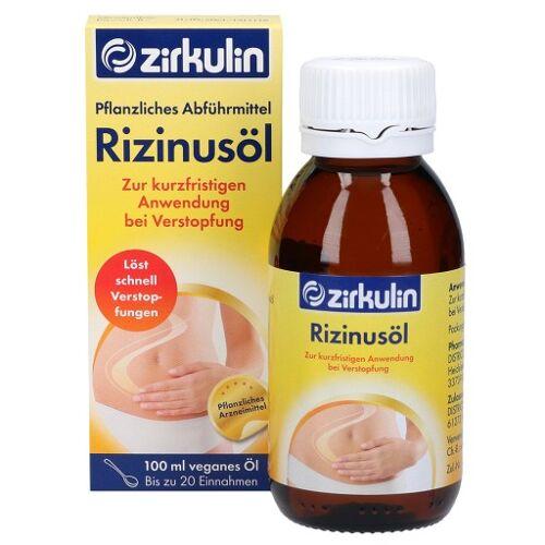 ZIRKULIN Rizinusöl 100 ml