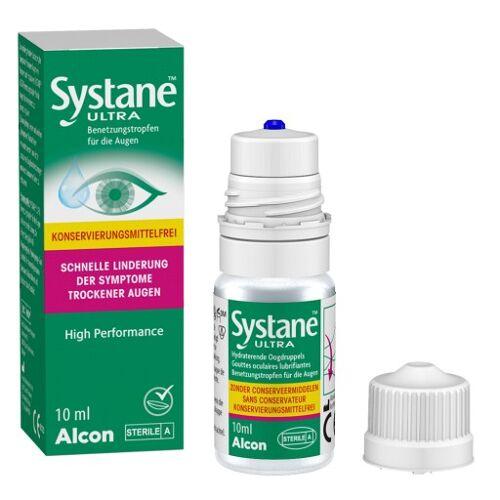 SYSTANE Ultra Tropfen ohne Konservierungsmittel 10 ml
