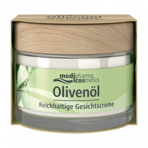 OLIVENÖL REICHHALTIGE Gesichtscreme 50 ml