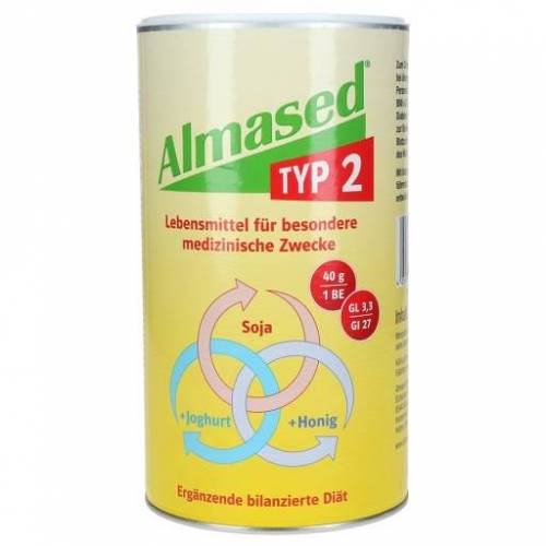 ALMASED Typ 2 Pulver 500 g