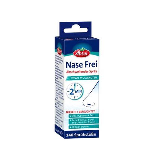 ABTEI Nase Frei 2 min abschwellendes Spray 20 ml