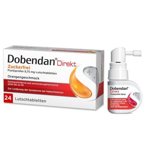 Dobendan Dir Flur Spray + Dobendan Dir ZF Flu 8.75 15+24 St