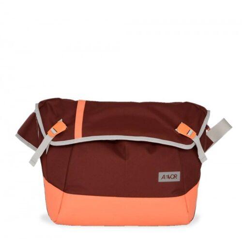 AEVOR Messenger Bag AVR-MSM-001-Red Dusk