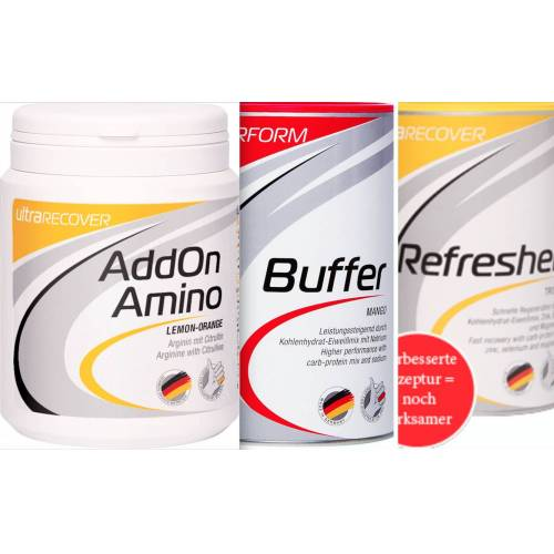 Ultra Sports ultraSPORTS Buffer + Refresher + AddOn Amino