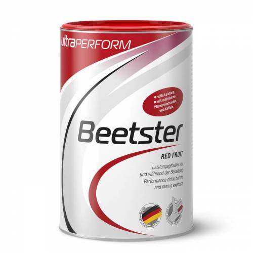 Ultra Sports ultraSPORTS Beetster - 560 g Dose - Red Fruit