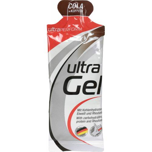 Ultra Sports ultraSPORTS ultraGel - Cola + Koffein
